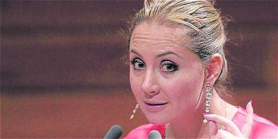 Fiscal del Palacio de Justicia investigará a Natalia Springer