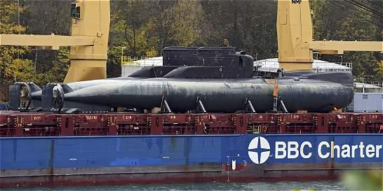 Así son los nuevos submarinos de la Armada Nacional