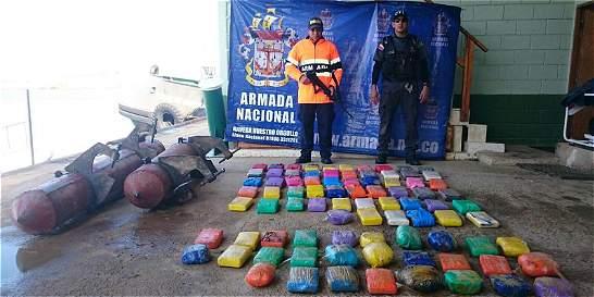 Bajo modalidad 'parásito', pretendían traficar coca y heroína