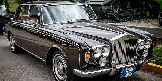 Lista la subasta de carros clásicos en honor a Fuerza Pública