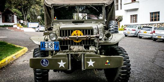 Primera subasta para apoyar a soldados caídos o heridos en combate
