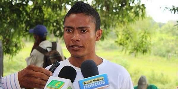 Dorance Herrera, periodista asesinado.