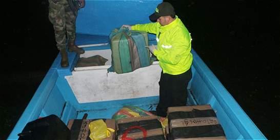 Cae cargamento de cocaína de las Farc en Tumaco, Nariño