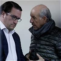 Primera audiencia de Víctor Maldonado por descalabro de Interbolsa