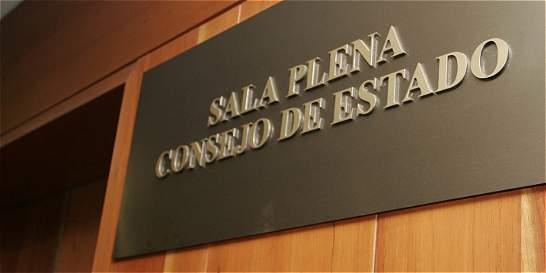 Consejo de Estado cambia reglamento para elección de dignatarios