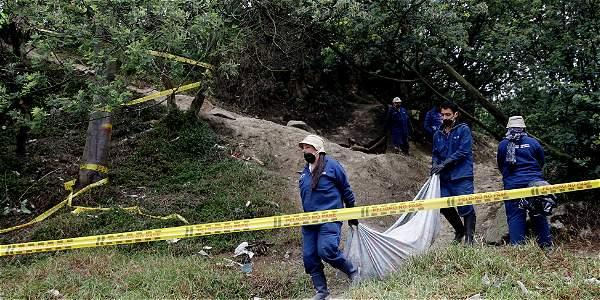 Medicina Legal avanza en la identificación de las víctimas de Fredy Armando Valencia.