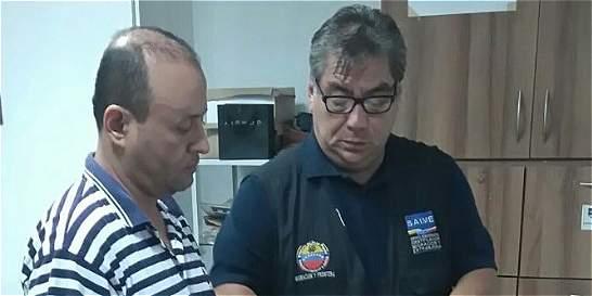 Capturan a 'Daniel', exjefe 'para' sindicado de masacre en Putumayo