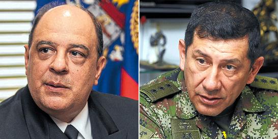'Propuesta de justicia da seguridad jurídica', dice la cúpula militar