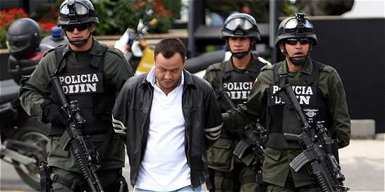 Capturan en Perú a alias Duncan, capo de la 'Oficina de Envigado'