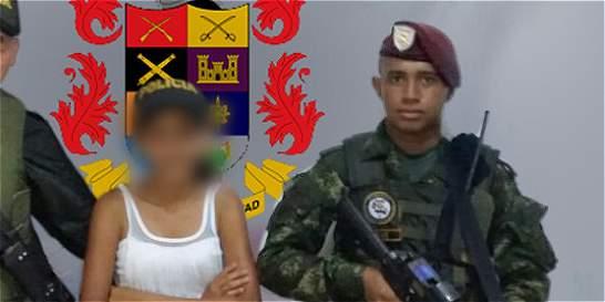 Rescatan menor secuestrada en Nariño en Nochevieja