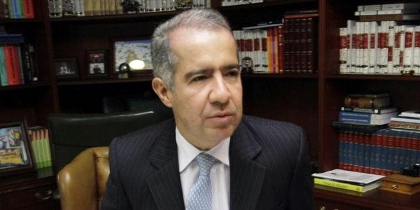 El exfiscal general de la Nación y exsocio de Insignia Jurídica, Mario Iguarán