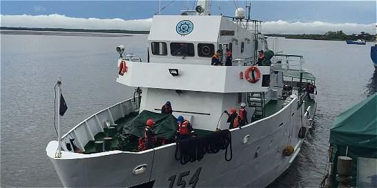Buque de la Dirección Marítima hará estudio del fenómeno del Niño