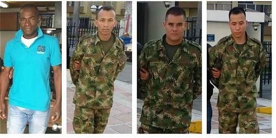 Las pruebas en contra de los soldados acusados de asesinar a campesino