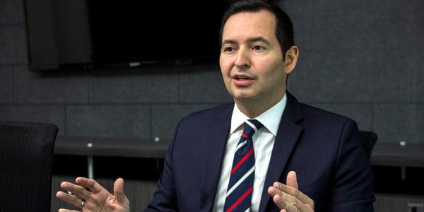 El vicefiscal, Jorge Perdomo, anunció control especial a los nuevos alcaldes y gobernadores.