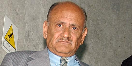Sánchez Rubiano, el hombre de la mayor condena por caso del Palacio