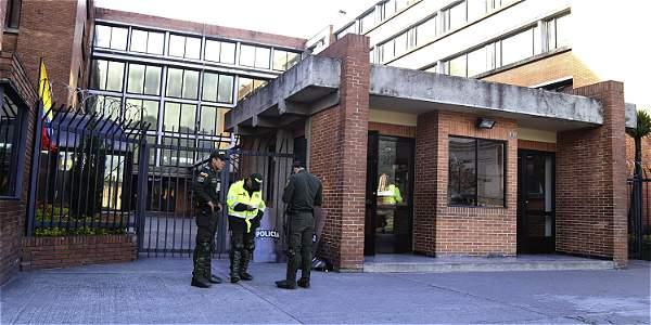 Cese de actividades en juzgados del pa s archivo digital for Juzgados de paloquemao