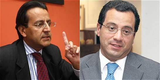Por 'chuzadas', Edmundo del Castillo y César Velásquez irán a juicio