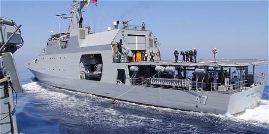 El buque colombiano que navegó 153 días por las costas de Somalia