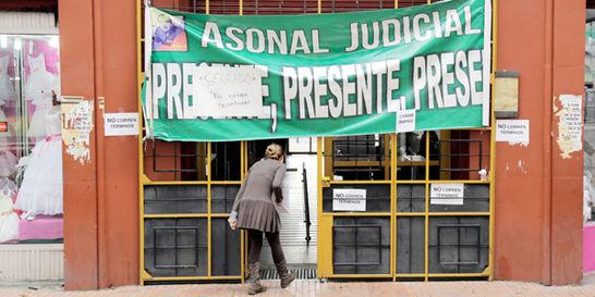 Juzgados de Bogotá y Pasto siguen cerrados