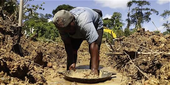 Corte estudia denuncias de contaminación de ríos por minería ilegal
