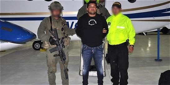 Ahijado de Carlos Castaño, miembro del 'clan Úsuga', capturado en Buga