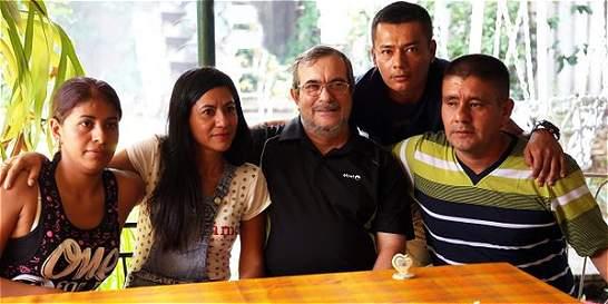 Cuatro guerrilleros de las Farc indultados ya están en la Habana