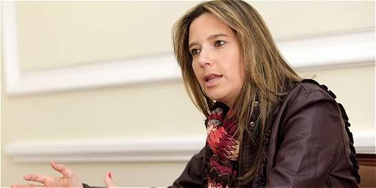 Amigos de Cristina Plazas se solidarizan tras captura de su prometido