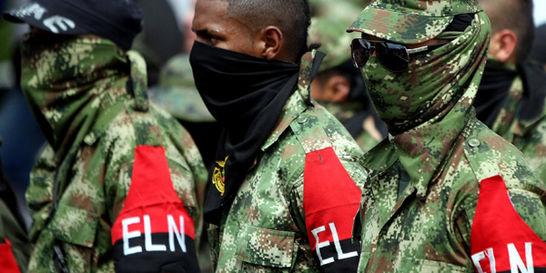 Eln anuncia paro armado de 72 horas en el oriente del país