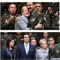 Fotos: la despedida de Palomino de la Policía, paso a paso