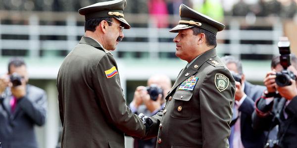 Lo que hay detrás de la crisis que sacó a 4 generales de la Policía