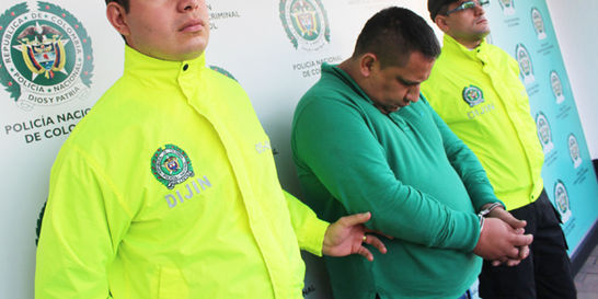 Captura de capo de tráfico de celulares destapó red en Sanandresito