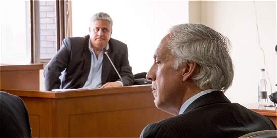 Los hermanos Moreno, del 'carrusel', se reencontraron en juicio