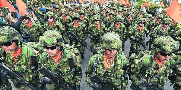 Reforma del fuero militar pasó examen de la Corte Constitucional