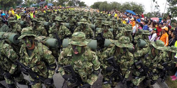Fuerzas Armadas no deben motivar llamado a calificar servicios
