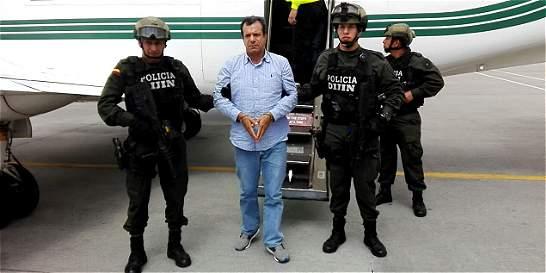 Cayó en Santander alias Puntilla, heredero del capo 'Loco Barrera'