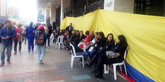 Van 48 días de paro en juzgados civiles y de familia de Bogotá