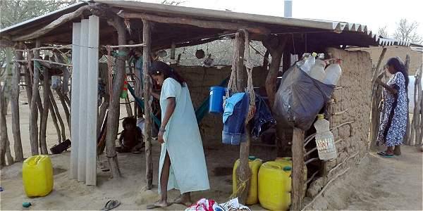 Corte ordenó al Gobierno llevar agua potable al sur de La Guajira