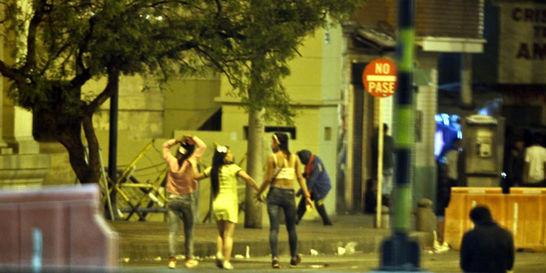 La explotación sexual de menores, otra plaga de la calle del 'Bronx'