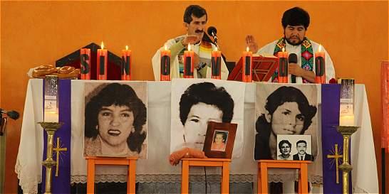 Fiscalía entregará restos de tres desaparecidos del Palacio