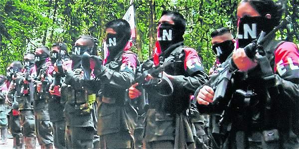 Dos uniformados del Ejército Nacional fueron liberados por Eln