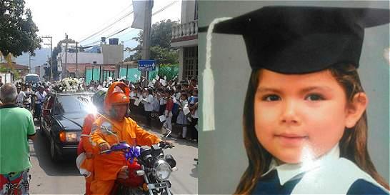 Policía captura al presunto asesino de la niña de 9 años de Villeta