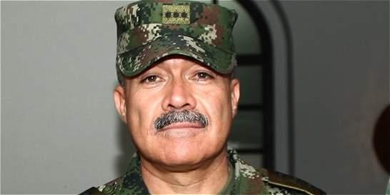 Ejército se pronunció ante medida de aseguramiento al general Torres