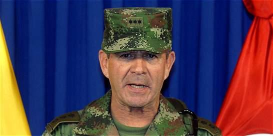 General Montoya promovió política de 'falsos positivos': Fiscalía
