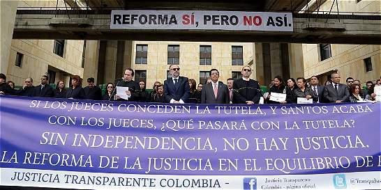 'Equilibrio de poderes pone en juego autonomía de la rama judicial'