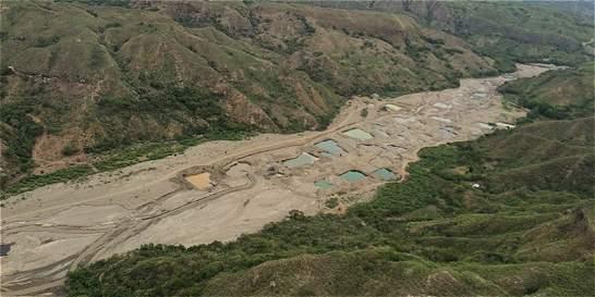 Primeras capturas por participar en la desaparición del río Sambingo