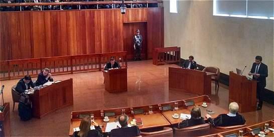 En Consejo de Estado se debate futuro de Gustavo Petro