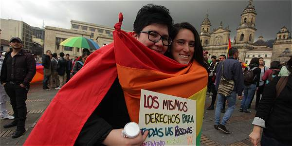 Matrimonio civil homosexual en colombia