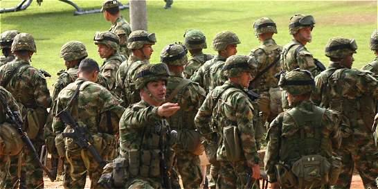 'Militares no pueden ser indemnizados bajo Ley de Víctimas': Corte