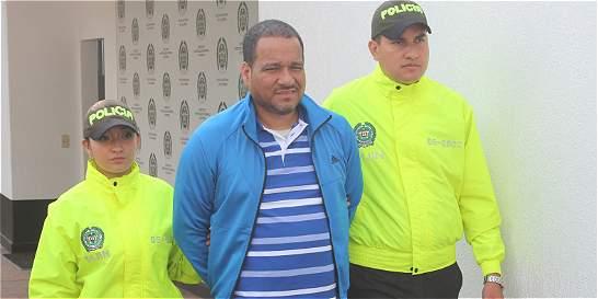 Al llegar deportado, Dijín recapturó a sucesor de 'Jorge 40'