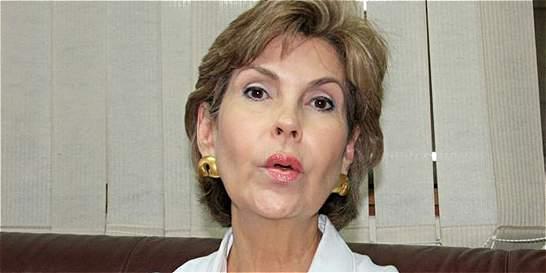 Excongresista Piedad Zuccardi queda libre por vencimiento de términos